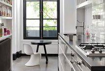 The Kitchen / Kitchen utensils and design inspiration.