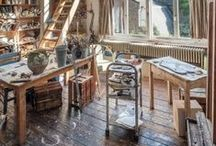 Rustic / Home inspiration photos and items with rustic charm. / by Dot & Bo
