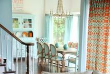 Coastal Chic / Life is better at the beach! Coastal inspired pieces.