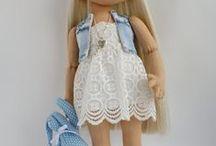 dolls / by myriam galler