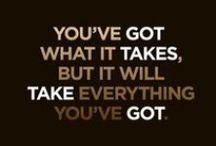 Exercise Motivational Quotes / Need motivation to exercise??? / by Sher Bear
