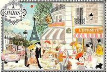 Paris, France / Ach, Paryż...