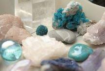 Geodes, minerals & corals