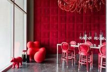 Poppy Red Revival / One year ago today, we launched our first-ever Dot & Bo collection, curated around the timeless color red. Today we pay tribute to both the color and the year it ignited, bursting with inspiration and striking modern decor. Invite this vibrant hue back into your home with our Poppy Red Revival Collection!