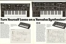 My vintage synths
