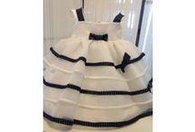 Βαπτιστικά για κορίτσι / Υπέροχα βαπτιστικά ρούχα για τα μικρά σας αγγελούδια,σε φίνα υφάσματα και χαρούμενα χρώματα.