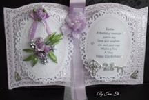 Book cards / by Lizbet Williams