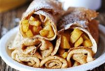 Apple | Mela / Apple tarts, cakes and desserts recipes from all over the World.