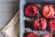 Plum | Prugna / A wide selection of sweets, desserts and other recipes using plums.