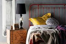 BED-TIME / Bedrooms to be inspired by