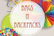 Bags n backpacks / Personalized bags n totes