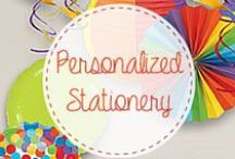 Personailzed stationery for kids / Small little they would love to flaunt.I