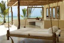 Beach Living / Beach house style