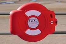 Marine / Water Safety Products - Lifebuoys and Lifebuoy Housings / Glasdon supply a comprehensive range of water rescue products including lifebuoys, throwing buoys and lifebuoy housings. Designed by our in-house team of designs, they have been styled to enhance any waterside or marina environment from lakes and river fronts to seafronts. With over 50 year's experience in the supply of Water Safety product's, you can be assured that you are buying from a market leader.