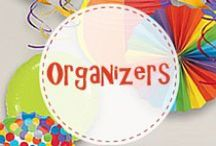 Organizers / Clear up the clutter from your kids room by putting to use these easy to use organizers from littlecharms.net Personalize and customize as per your choice.