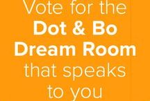 Dot & Bo Dream Room Finalists / Congratulations to our grand prize Kasey Williams and our 10 other winners!   http://dotbo.co/1bm3iqR