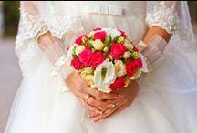 結婚に憧れる♪ / 結婚気分に浸れる、ウェディングアイテムやアイデアを掲載!