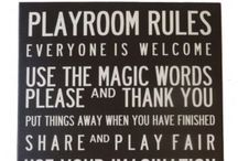 P Is For Playroom