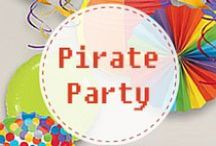 Organize Pirate Themed Party for kids / You'll love our bountiful selection of pirate party supplies for kids.