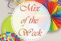 Little Charms MIX of the week / For a cool kids room