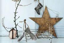 WHITE CHRISTMAS / The magic of Christmas; things to make, things to bake....