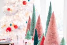 Christmas // Holiday Party / Something New for I Do, wedding PR/marketing company, is sharing Christmas decor inspiration, recipes + all things we love about the most wonderful time of the year!