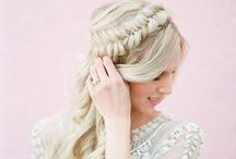 Braid Obsessed // Beauty / Something New for I Do, wedding + lifestyle PR/marketing company, is sharing steal-worthy hair styles and braids!
