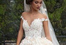 Svatební šaty / Svatební šaty