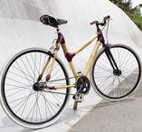 Vélos en bambou / Sélection de vélos en bambous de tous horizons