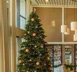 Decoración Navidad Hotel Camiral