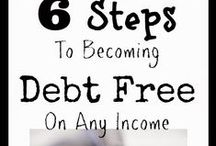 Frugal Living, Budget & Finance Tips / Financial Budget Helps & Tips To Save You Money and get out of #Debt / by Katie At YouBrewMyTea.com