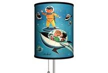 Decor Ideas / Ideas for your space-themed room!