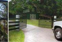 Gates in San Diego County   Rancho Santa Fe, CA   Fallbrook, CA   Temecula, CA