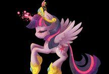 My lil pony ♥ / by Velia Sharpless