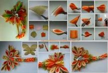 my flower / tutorial and image for flower / by Mira Wati