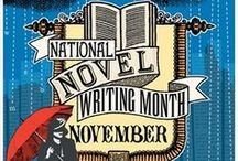 Time for NaNoWriMo / November is the time to roll up your sleeves, bring in the chocolate and coffee, and get cozy with your PC.