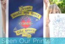 Prints / Exclusive prints from On This Day Designs
