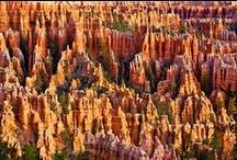 ▲ Bryce Canyon [American National Parks] / by ▲ Mountain World