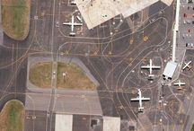 HOLDING PATTERN / Holding patterns of airports