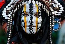 Face Art / by Sharon Oppenheimer