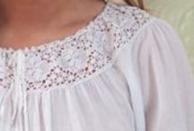 Spring 2014 Ladies Nighties / Timeless, April Cornell Nighties have been sought after and collected by women for years. Cool crisp cottons and cotton blends in dreamy shades.