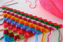 Knit Stitch Weave