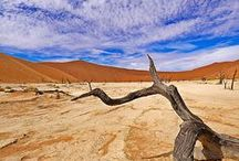 Namibia / My country of birth. What an amazing place.