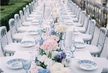 Our beautiful table settings / Have a browse through our most recent work from our 2016-2017 destination weddings in Portugal.