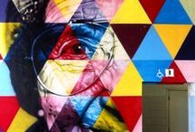 STREET ART / We live in a world where arts on streets