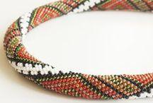 Bead Crochet Rope