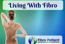 Living with Fibromyalgia / Living with fibromyalgia is challenging, necessitating a variety of skills to help you make it through each day with a sense of satisfaction.  This board offers advice on aspects of daily living with chronic illness.