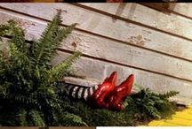 Ruby slippers / by tiny dancer