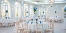 Georgian Orangery / Our fabulous Orangery, seating up to 170 guests for your wedding breakfast...