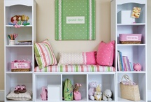 Kaylee's Bedroom/ Play Room / by Elysa Childs
